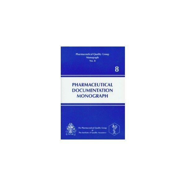 08 – Pharmaceutical Documentation