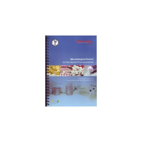 12 – Microbiological Control for non-sterile pharmaceuticals-Downloadable