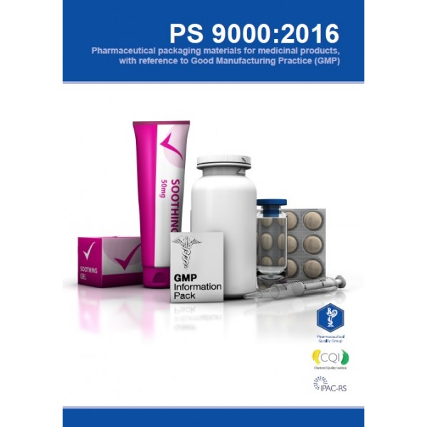 PS 9000:2016 A5 Ring bound book